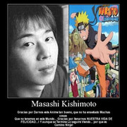Masasi Kisimoto on My World.