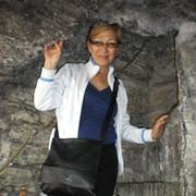 Zhuzumkan Arymbaeva on My World.