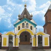 Храм Всех Святых Петропавловская и Булаевская епархия в Моем Мире.